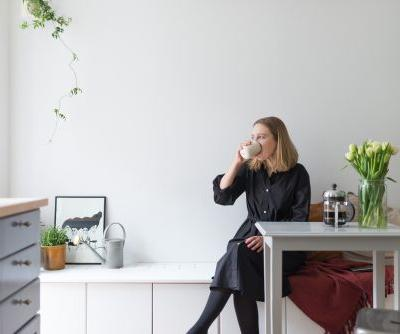 This Kitchen Is Everything We Love About Scandinavian Design