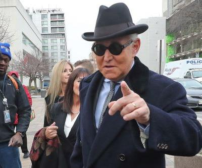 Roger Stone sentenced to 40 months for witness intimidation, lying to Congress