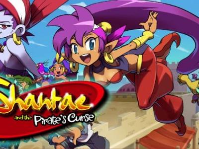 Shantae and the Pirate's Curse Getting a Limited Run Games Release