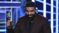 Drake Breaks Taylor Swift's Record For Most Wins At Billboard Music Awards
