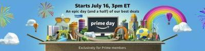 Amazon Prime Day 2018: What Is It, How Long Is It, Best Deals, Free Games, Tips, And More
