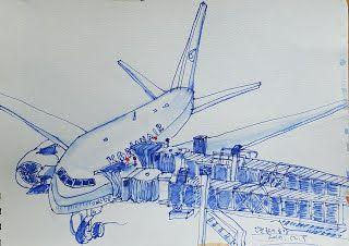 Sketchs Incheon Int'l Airport