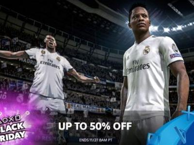 Sony reveals PlayStation Store Black Friday deals early