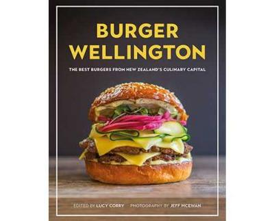 Be in to win one of three Burger Wellington cookbooks, valued at $29.95 each
