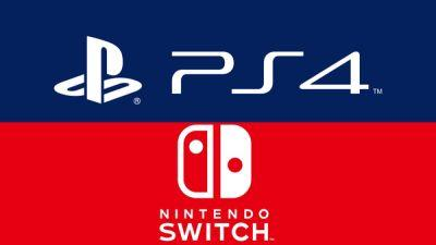 Japan - Switch sales outpacing PS4 2-to-1