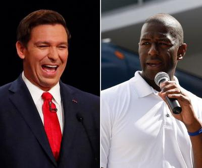 DeSantis edges Gillum to win Florida governor's race