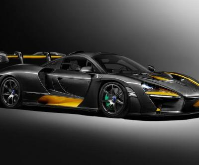 McLaren Senna Carbon Theme by MSO Headed For Geneva