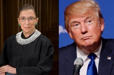 Over 50 House GOPers Sign Letter Urging Ruth Bader Ginsburg To Recuse Herself From Travel Ban Case