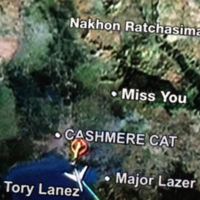 "Cashmere Cat, Major Lazer, & Tory Lanez - ""Miss You"""