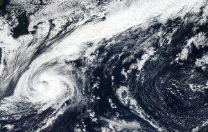 Storm Leslie lashes Portugal with 110 mph winds