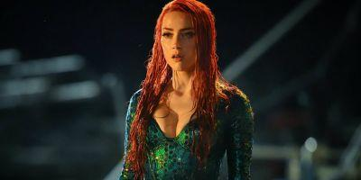 Amber Heard's Mera is All Wet in New Aquaman Image