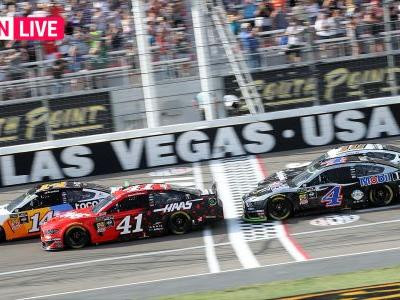 NASCAR at Las Vegas results, highlights from Joey Logano's win at Pennzoil 400