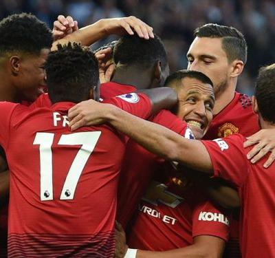 Pogba & Shaw claim three points for Manchester United