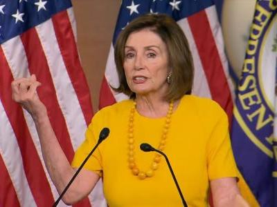 Nancy Pelosi Reportedly Called Trump to Ask Him to Call Off Planned ICE Raids