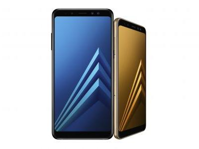 Samsung releases Galaxy A8 (2018) and Galaxy A8+ in the UAE