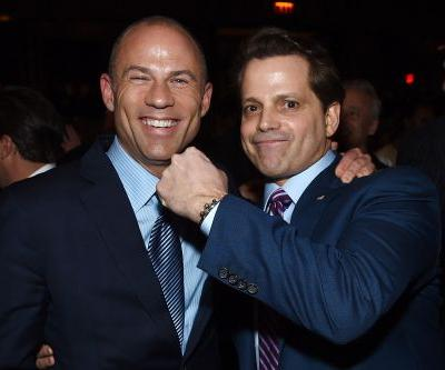 Stormy's lawyer and The Mooch could get their own TV show