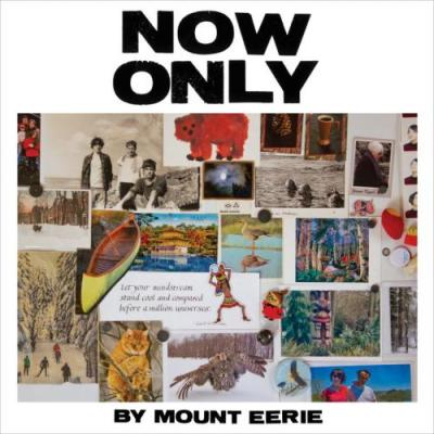 """Mount Eerie announces new album, Only Now, shares haunting, 11-minute """"Distortion"""": Stream"""
