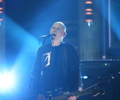 Watch The Smashing Pumpkins Play Their First Reunion Show In LA