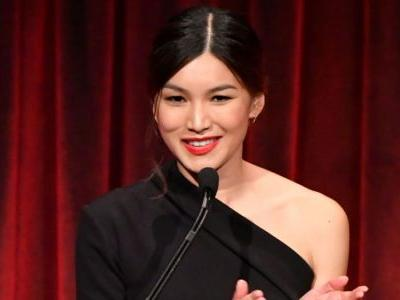 Gemma Chan Is Convincing Us to Revisit the 'Cold Shoulder' Trend