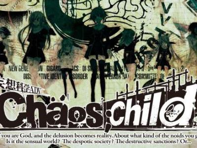 Chaos;Child Release Date Unveiled, Coming to PS4 Next Month