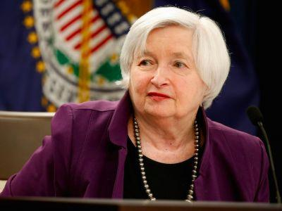Janet Yellen went to Congress and got grilled about the Fed's leaks and secret speeches