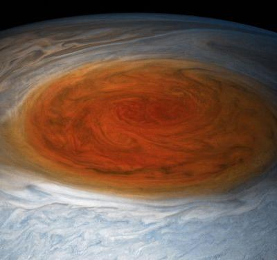 Jupiter's Great Red Spot may have only 10 to 20 years left before it dies
