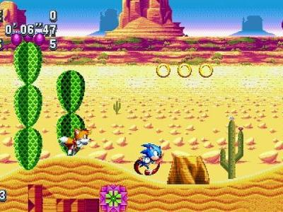 Sonic Mania Plus box possibly confirms Xbox One X upgrade, new racing game teased