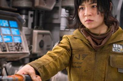 What Do New Star Wars Characters Bring to The Last Jedi?Kelly