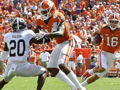 Kelly Bryant injury fuels more Trevor Lawrence intrigue at Clemson