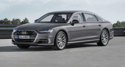All-New Audi A8 Combines Sophistication With Sleek Style