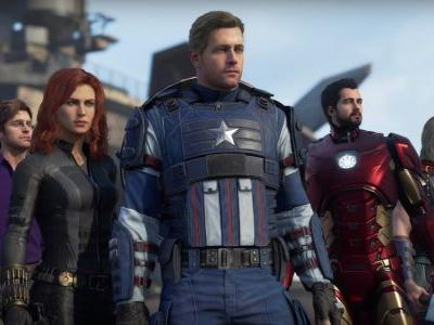 Action-Packed New Gameplay Trailer For MARVEL'S AVENGERS Features The Whole Team in Action