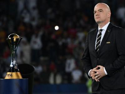 FIFA President Gianni Infantino to serve four more years; unopposed at elections