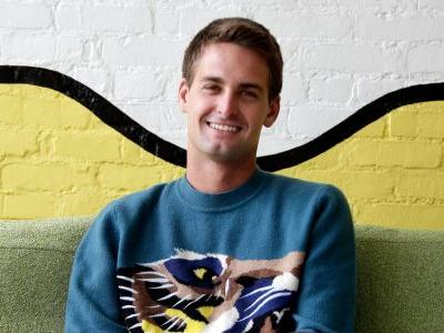 Evan Spiegel doubles down on new Snapchat redesign, says complaints only 'validate' changes