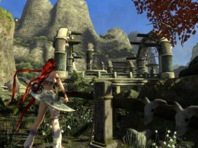 Heavenly Sword Released 10 Years Ago Today