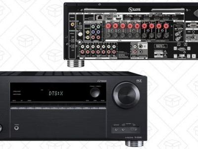 This 7.2 Channel Receiver Does Dolby Atmos Too - Just $399 Today Only