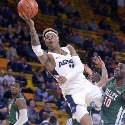 Utah State cruises past Mississippi Valley State, 94-59