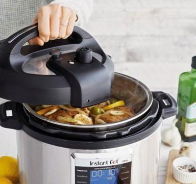 The Instant Pot Ultra is on sale for $120 for the duration of Prime Day, or until it sells out - for the lowest price it's ever been