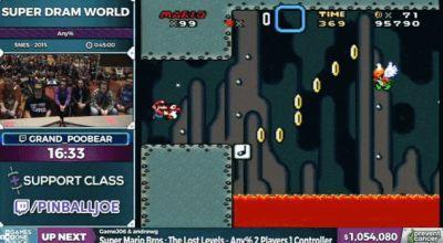 Speedrunners Race Their Own Hellish Creations With Super Dram World
