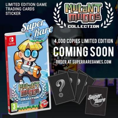Super Rare Games Announces Tons of Upcoming Physical Game Releases