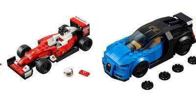 The New Lego Speed Champions Sets Look Absolutely Incredible