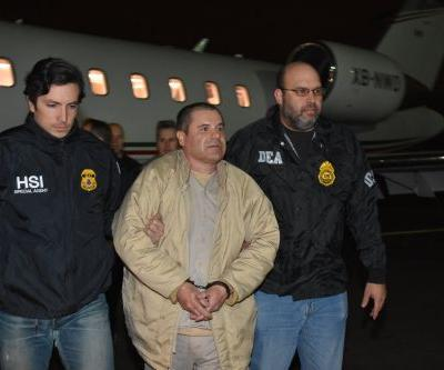 Ted Cruz pushes for El Chapo to pay for border wall after drug lord's conviction