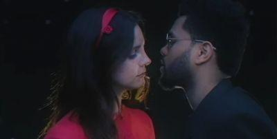"""Lana Del Rey and The Weeknd Are Loved Up in Their """"Lust For Life"""" Video"""
