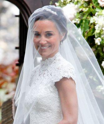 Pinch Pippa's Hairstyle With This Small but Beautiful Accessory