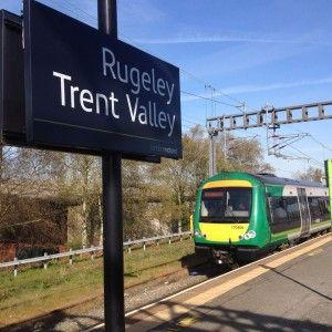 Residents Invited To Drop-In Events About Upgrades Between Rugely Trent Valley and Walsall