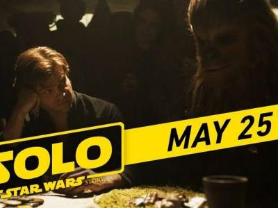 Watch the New Solo: A Star Wars Story 'Crew' Spot!