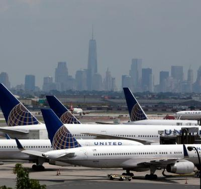 Airlines including American and United are slashing flights from New York as the region prepares for the worst weeks yet of the COVID-19 pandemic