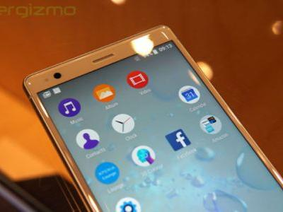 Sony Reportedly Developing A 4K Bezel-Less Smartphone
