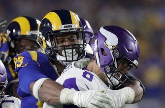 Vikings' Cousins has another 400-yard game but no win