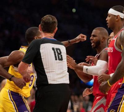 Paul Pierce 'Not Surprised at All' By Chris Paul-Rondo Fight