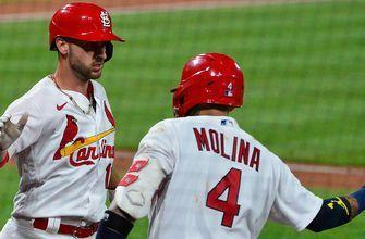 Yadi, DeJong among six Cardinals who acknowledge positive test results